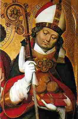 Hl Nikolaus Homepage Der Pfarrei St Peter In Straubing